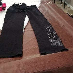 drawstring cotton pant